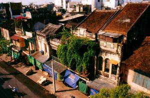 view quartier hanoi