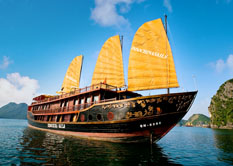 jonque indochina sails
