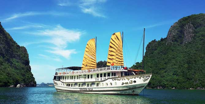 jonque indochina sails