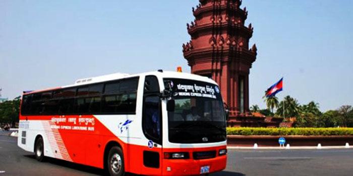 Partir du Vietnam au Cambodge en bus