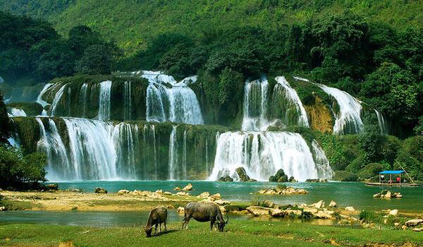 Découverte de la cascade Ban Gioc dans le circuit vietnam authentique
