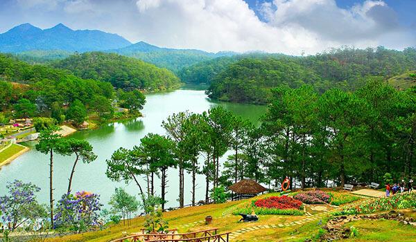 Découverte de la beauté romantique de Dalat