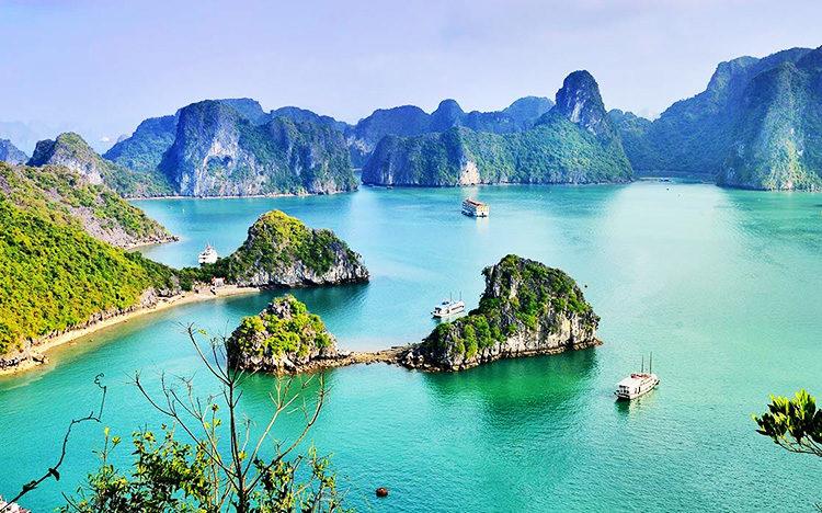 circuit vietnam 15 jours