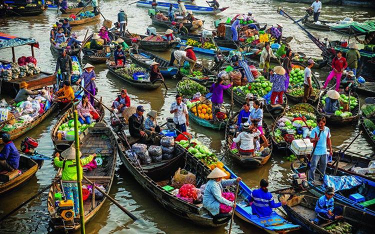 circuit vietnam 15 jours cai rang
