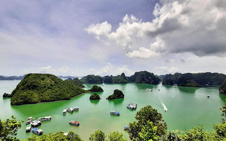 circuit vietnam pas cher 15 jours halong