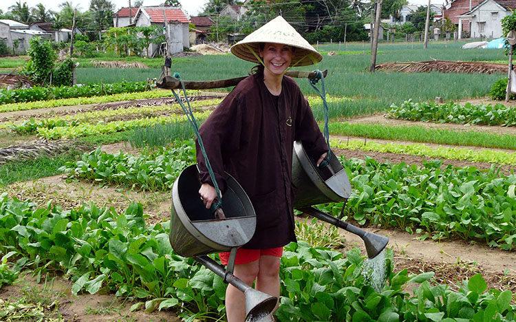 circuit vietnam pas cher 16 jours tra que